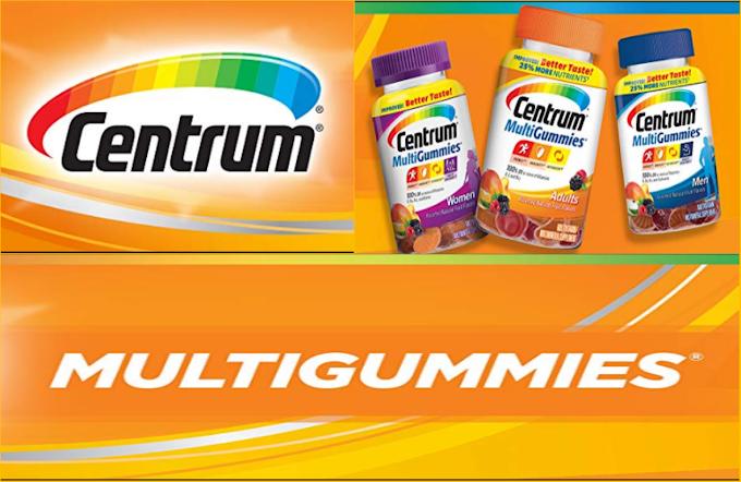 Centrum MultiGummies | Multivitamin for you