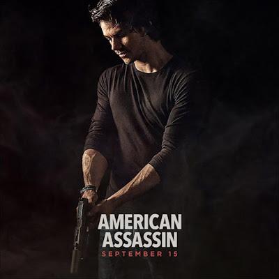 Póster de 'American Assasin'