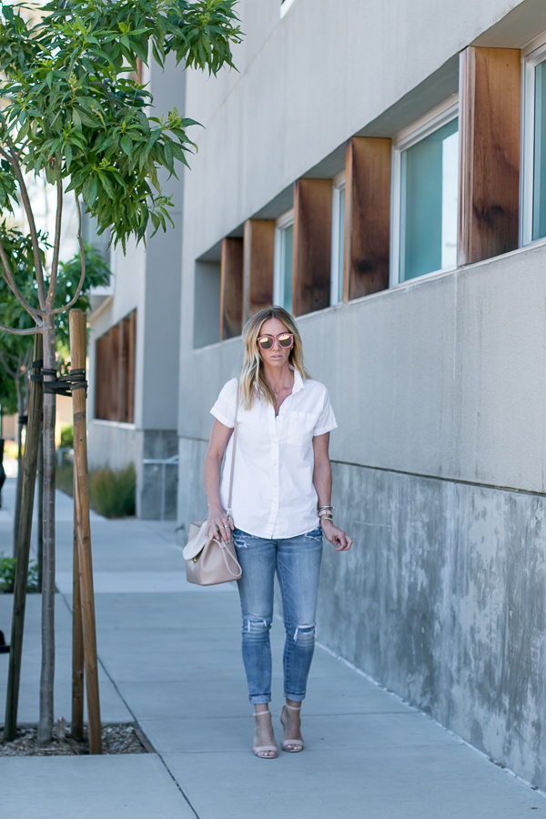 how to dress casual and chic parlor girl style