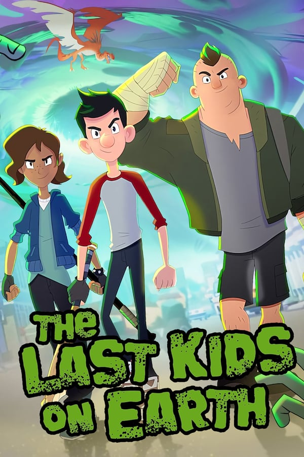 The Last Kids on Earth S03 Complete Dual Audio