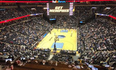 Memphis grizzlies court