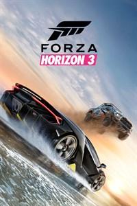 تحميل لعبة FORZA HORIZON 3