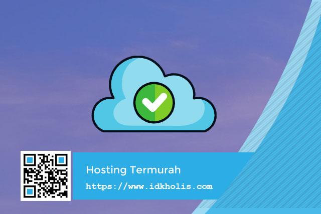 hosting termurah untuk Adsense