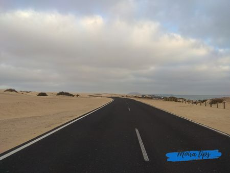 Fuerteventura by car