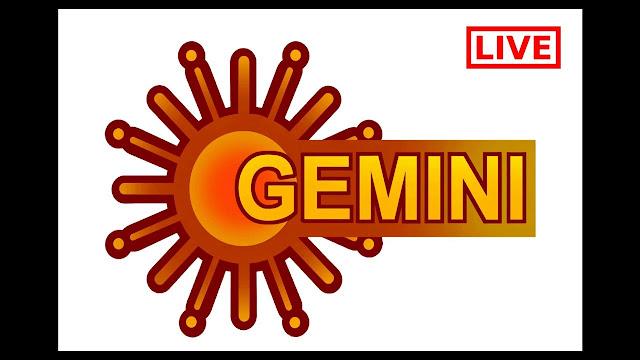Gemini tv live