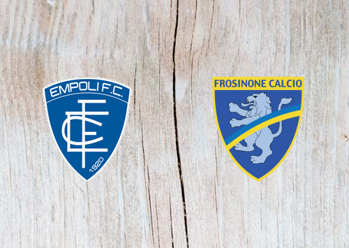 Empoli vs Frosinone - Highlights 17 March 2019