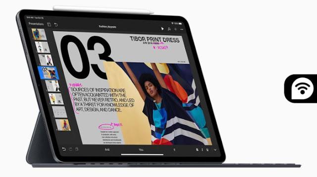 Gak Cuma iPhone, Kini Apple Juga Siapkan iPad Pro 5G?