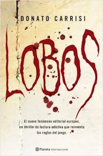 Lobos de Donato Carrisi