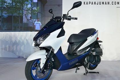 Matic Sport Baru Yamaha Force 155