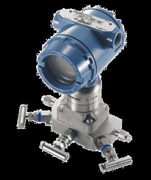 Rosemount Differential Presure Transmitter
