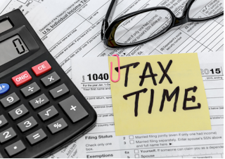 3 ways to live On top of Your Taxes