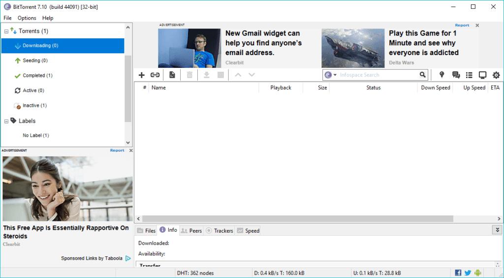 9 Situs Download File Torrent Terbaik bit torrrent