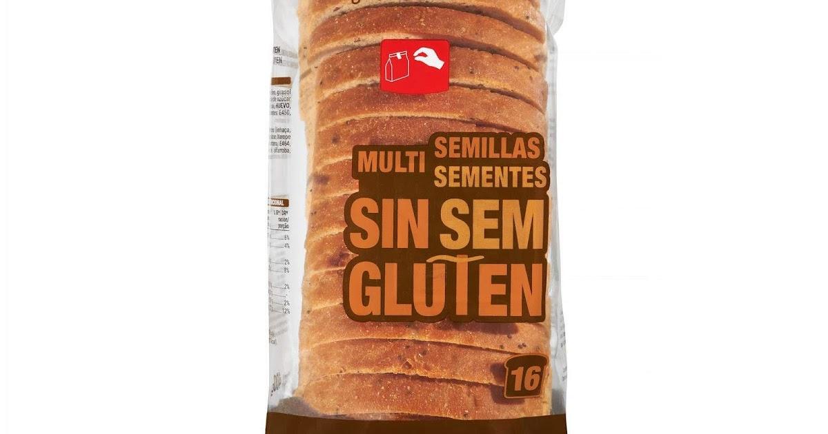 Productos Mercadona Pan De Molde Multisemillas Sin Gluten Hacendado