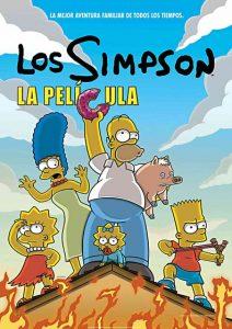Los Simpsons La Película (2007) Película Online Latino hd