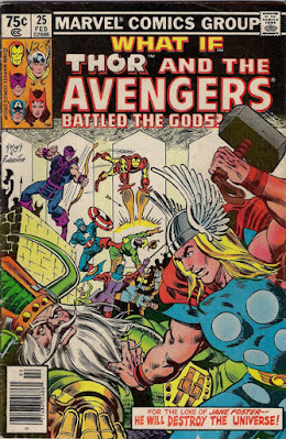 What If? #25, the Avengers