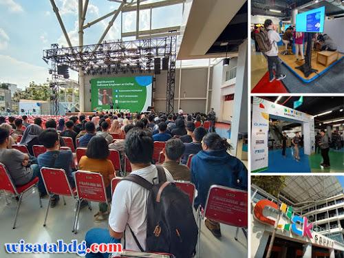 Devfest Bandung 2019 di Click Square
