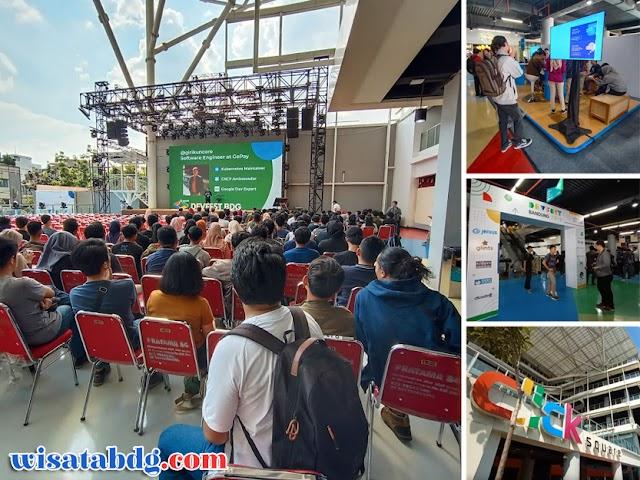 DevFest Bandung 2019, Ruang Berbagi dan Menangkap Peluang Bisnis Internet