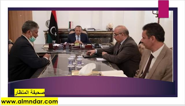 إجتماع في بنغازي لمناقشة أوضاع الجفرة