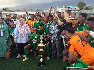 Union Sportive de Zilimadju au sommet du football comorien