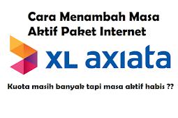 Cara Memperpanjang Masa Aktif Kuota XL