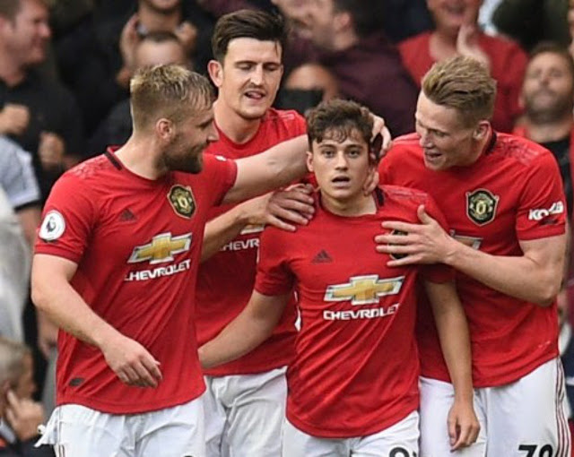 EPL: What Daniel James said after scoring first Man Utd goal in 4-0 win over Chelsea