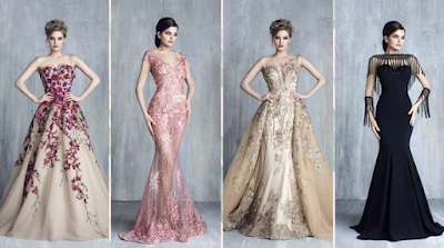 The most popular tips for a pleasant evening dress