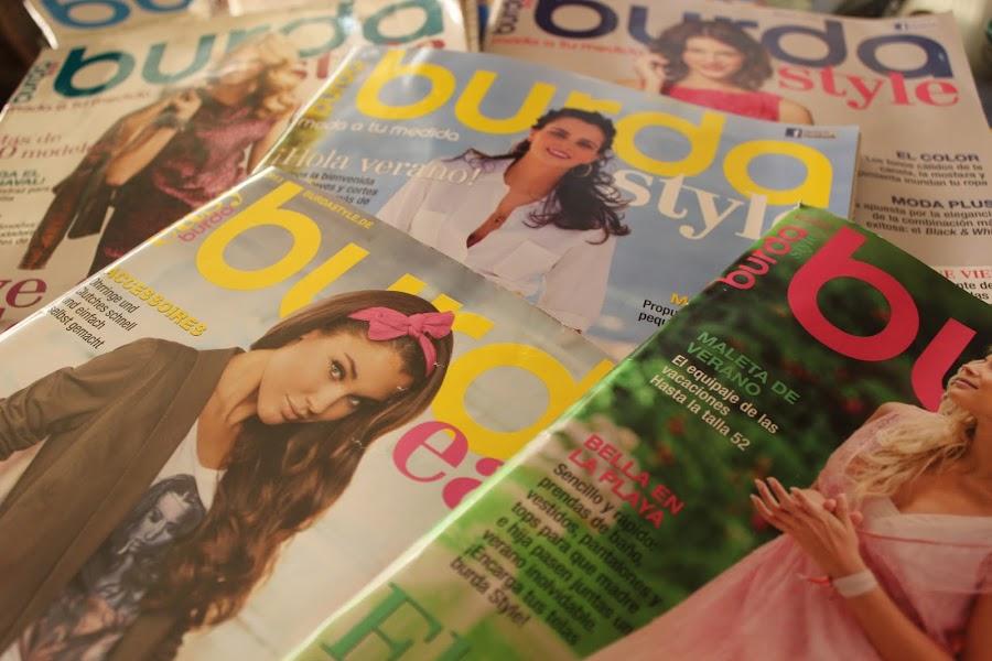 Las mejores revistas de costura y de patrones
