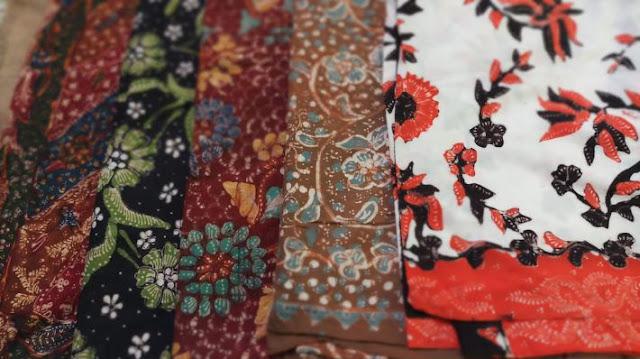 motif batik lasem