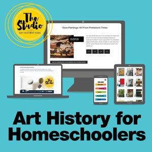 Art appreciation for homeschool