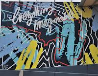 Street Art in Liverpool Sydney | George Rose
