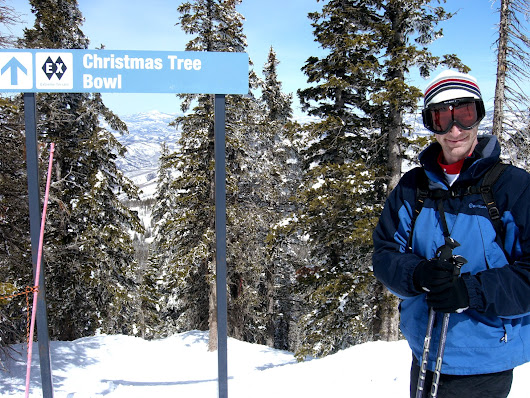 Skiing Steamboat Springs
