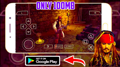 Pirates Of The Caribbean Dead Man's Chest PPSSPP Highly Compressed Game