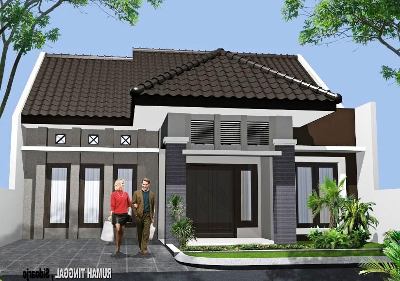 20 Contoh Desain Fasad Rumah Minimalis Modern  Jurnal