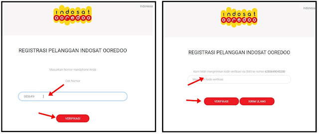 registrasi ulang kartu indosat online