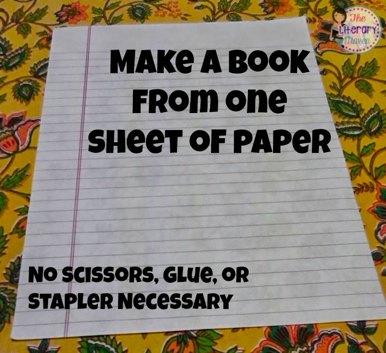 7 steps to making your own mini book the literary maven