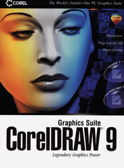 Hedy Lamarr on the cover of Coreldraw 9 worldwartwo.filminspector.com