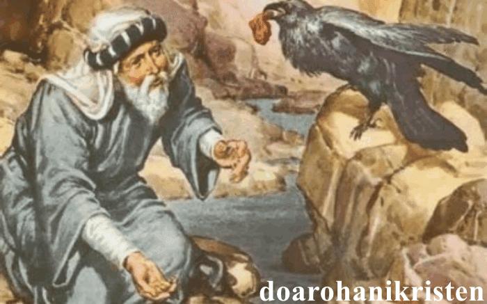 Tuhan Melindungi dan Mencukupkan Kebutuhan Nabi Elia