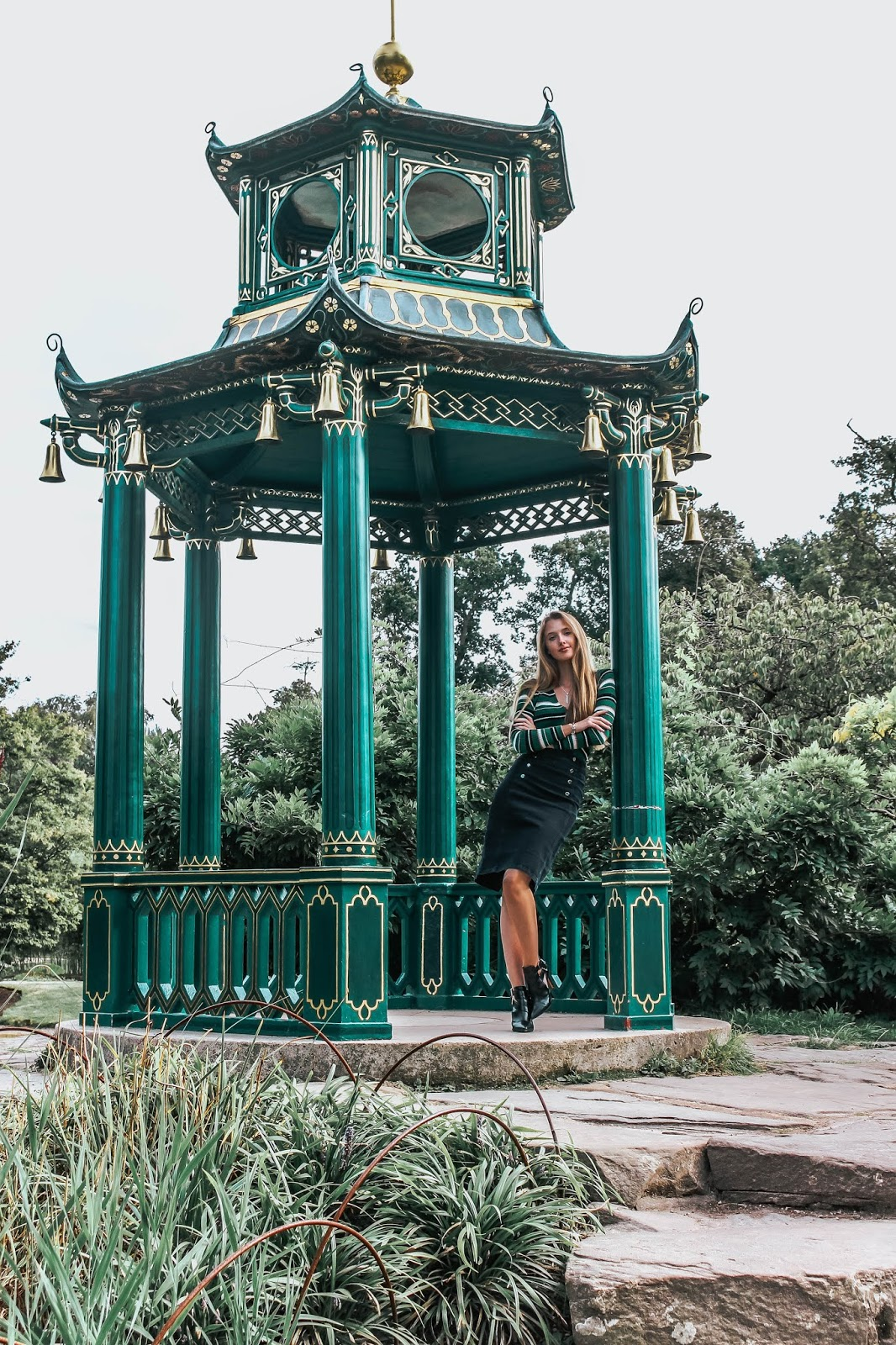 Cliveden Japanese Pagoda Photography