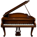 piano music musical instruments in spanish