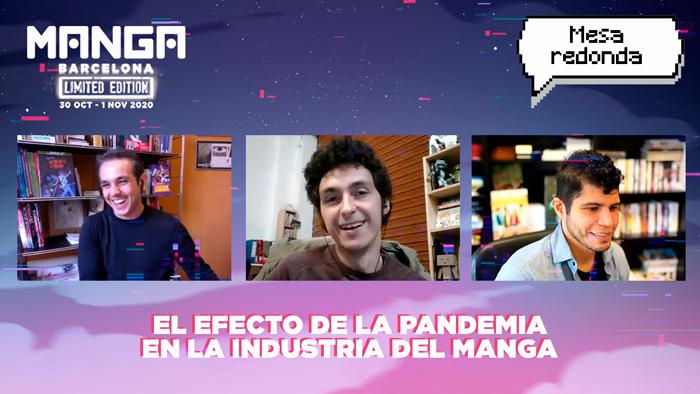 Manga Barcelona Limited Edition - El efecto de la pandemia en la industria del manga
