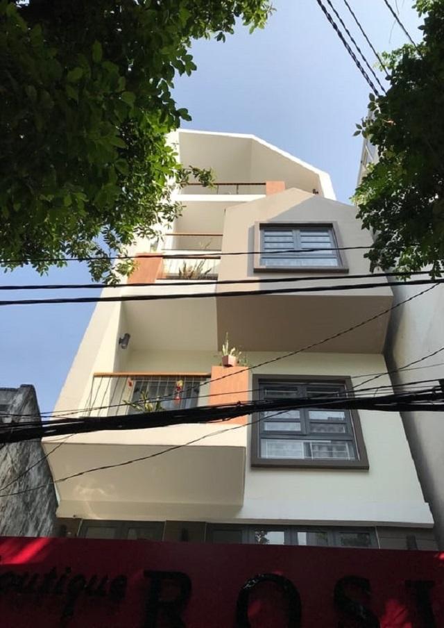 Nhà phố 3 tầng 500m2