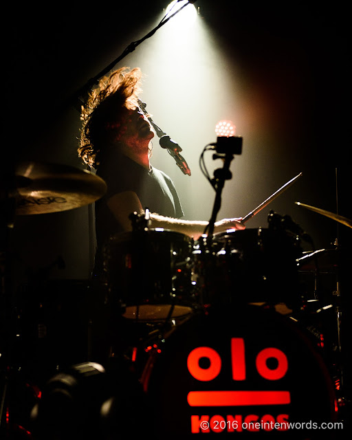 Kongos at The Danforth Music Hall on October 9, 2016 Photo by John at One In Ten Words oneintenwords.com toronto indie alternative live music blog concert photography pictures