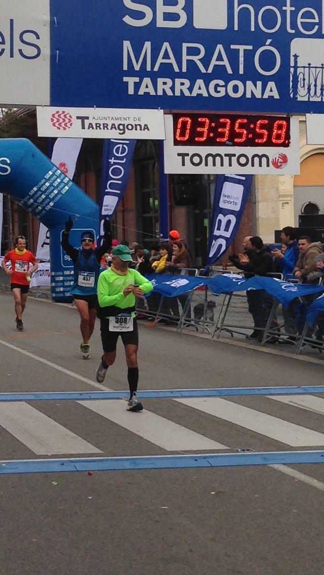 El blog d 39 en xavier bonastre tarragona la 49a marat a - Bonastre tarragona ...
