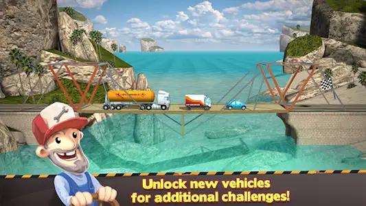 Bridge Constructor Mod APK Unlimited Budget