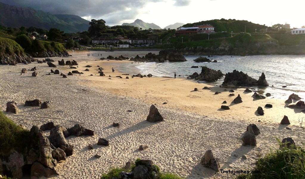 Qué Ver En Llanes Rutas Playas Y Consejos Para Ir Con Niños Trotajoches
