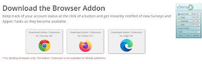 Instalar el Addon navegador de ySense