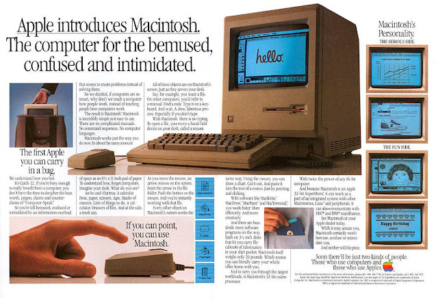 Original Apple MAc 1984