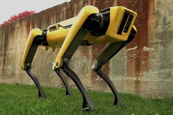 بوسطن ديناميكس تبدأ بتسويق روبوتاتها Spot