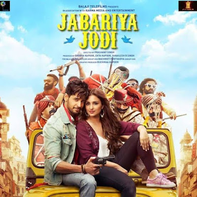 Movie Poster JABARIYA JODI